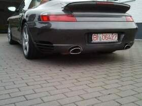 996 Turbo Cabrio