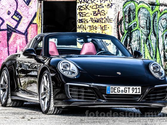 911 Targa 991.2