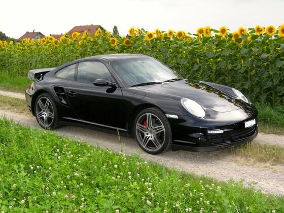 Porsche 997 turbo MK1, Schalter, EZ 2010