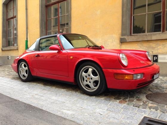 Porsche 964 C4 Targa