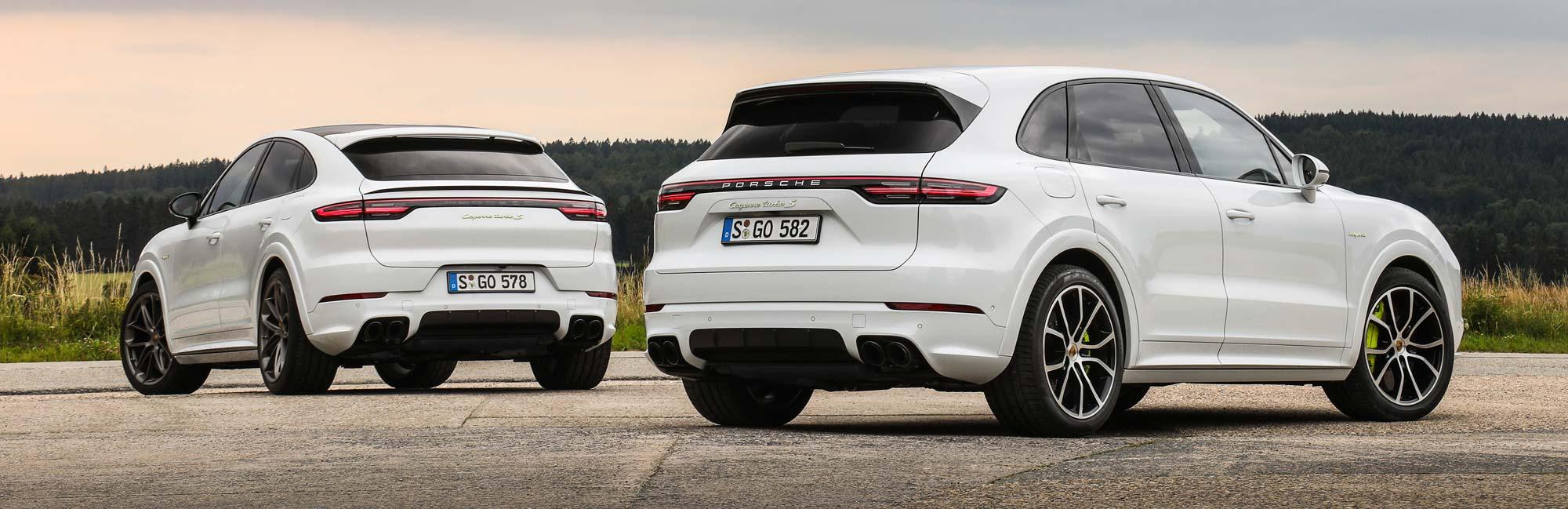Porsche Cayenne 9YA/PO536