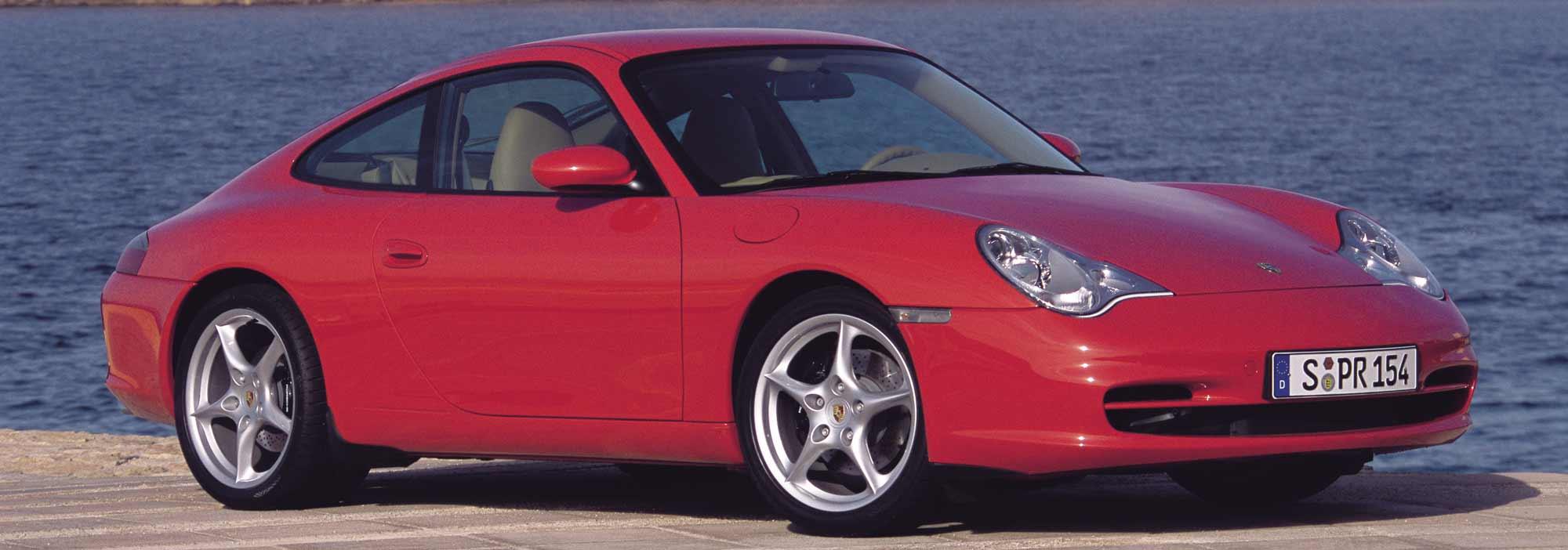 Porsche 996 Facelift