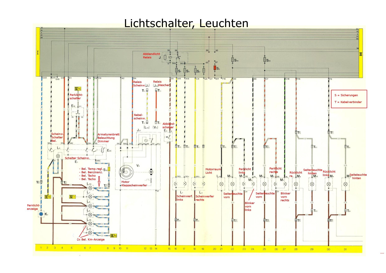 Großzügig Porsche Vdo Geschwindigkeitsmesser Schaltplan Galerie ...
