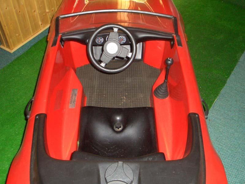 911 cabrio porsche junior kinderauto mit 4 takt motor. Black Bedroom Furniture Sets. Home Design Ideas