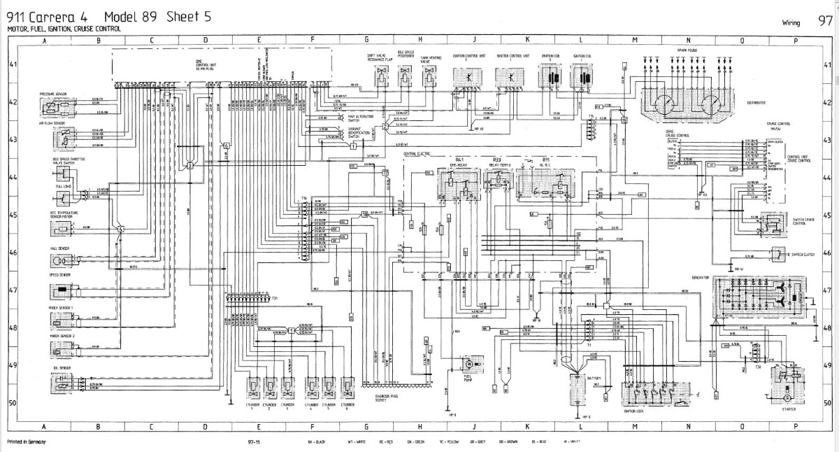 Hilfe bei Steckerbelegung DME - Porsche 964 - PFF - unabhängiges ...