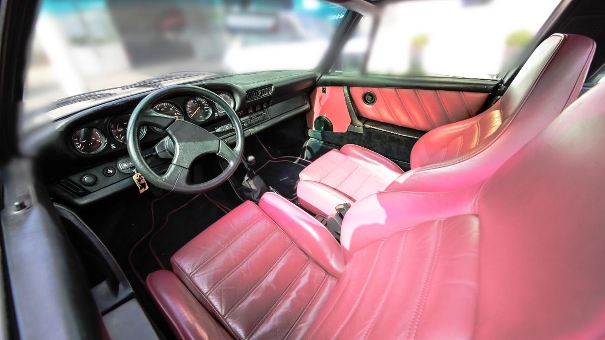 Frage Innenausstattung G-Modell 1984 Targa - Porsche 911 G-Modell ...