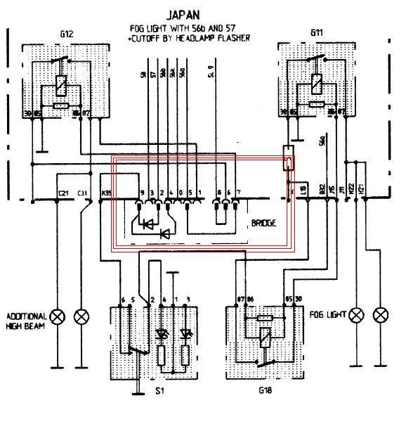 Elektrofrage zu Schaltplan - Porsche 924 S und 944 - PFF ...