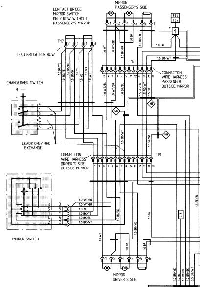 Stromlaufplan Porsche 924