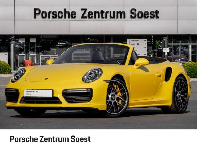 Porsche 991 911 Turbo S 3.8/LEDER/BURMESTER/TEMPOLIMITANZEIGE