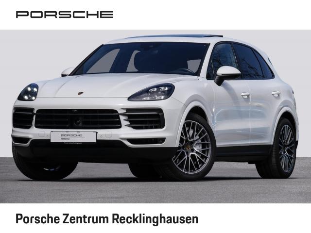 Porsche Cayenne S Bose Abstandsregeltempomat