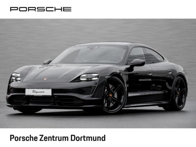 Porsche Taycan Turbo LED-Matrix Surround-View 21-Zoll