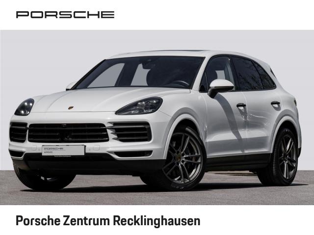 Porsche Cayenne S Matrix Luftfederung Bose