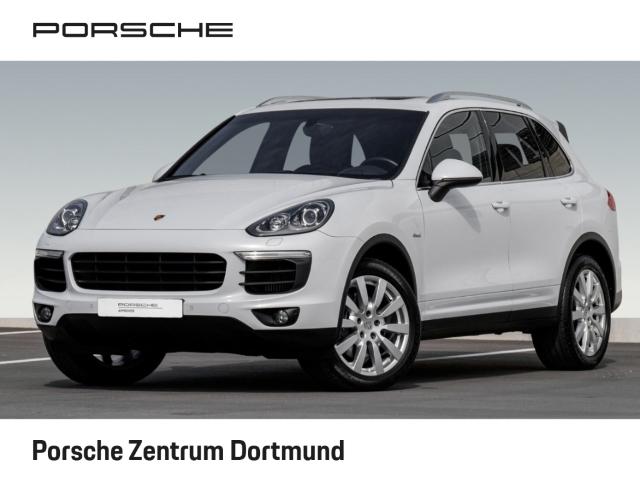 Porsche Cayenne Diesel 20-Zoll Sitzbelüftung Bi-Xenon