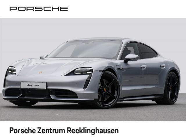 Porsche Taycan Turbo Verkehrszeichenerkennung Bose