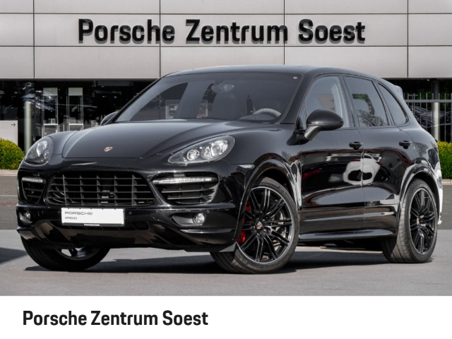 Porsche Cayenne GTS /BOSE/LUFTFEDERUNG/PANORAMADACH