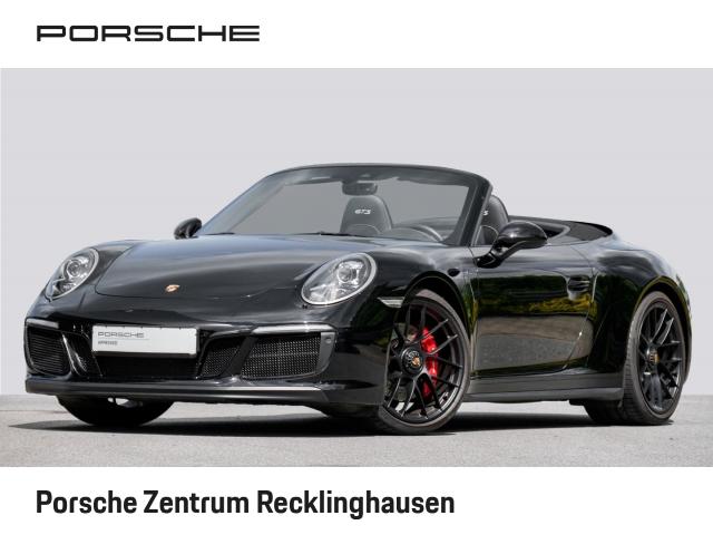 Porsche 991 911 Carrera 4 GTS Apple CarPlay Bose
