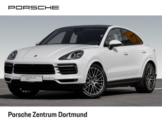 Porsche Cayenne Coupe LED BOSE Sportabgasanlage 21-Zoll