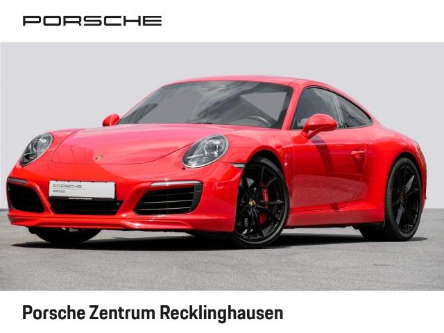 Porsche 991 911 Carrera S Sportabgasanlage