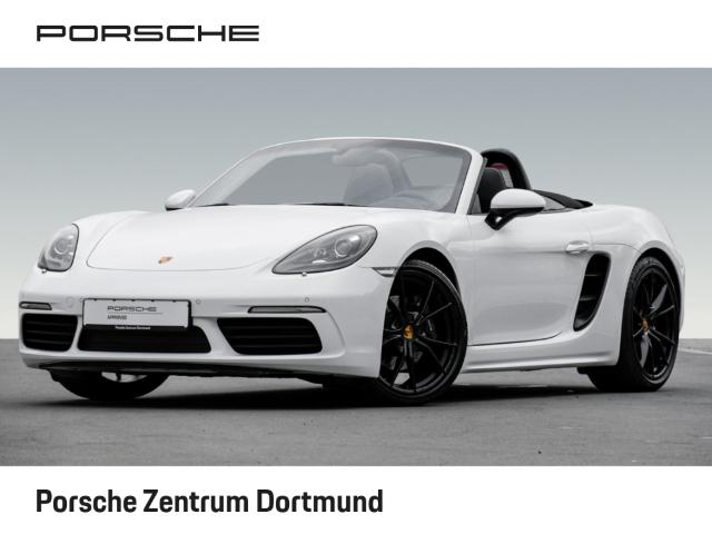 Porsche Boxster 718 PASM Sportabgasanlage 20-Zoll