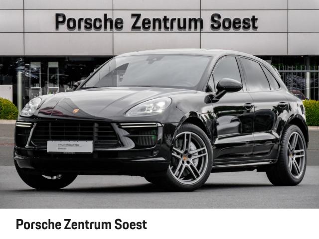 Porsche Macan Turbo EU6d-T/20''/18-WEGE/MEMORY/LED/PANORAMA