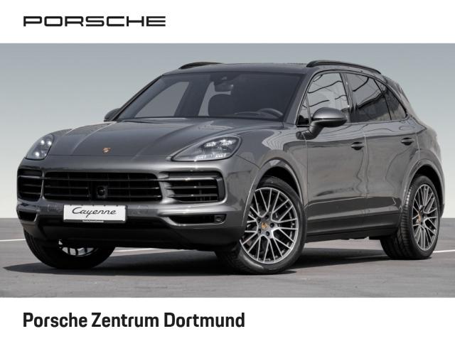 Porsche Cayenne Soft-Close Luftfederung Head-Up 21-Zoll