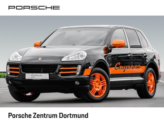 Porsche Cayenne Tiptronic Raffleder Luftfederung
