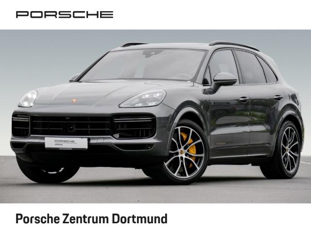 Porsche Cayenne Turbo HA-lenkung Burmester PCCB Soft-Close