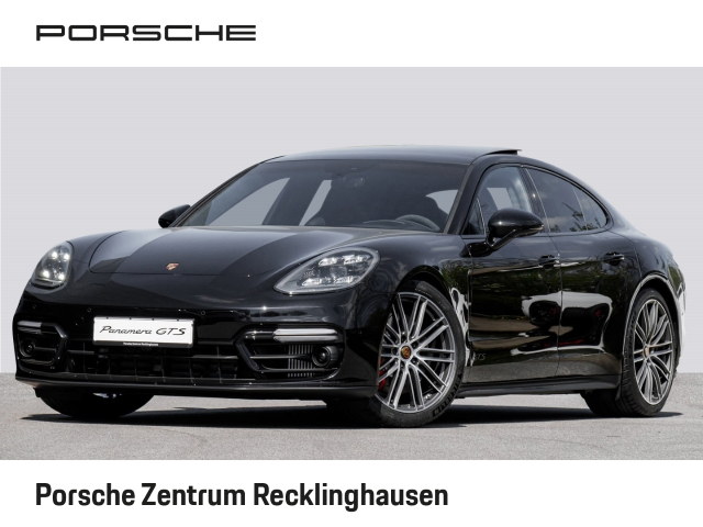 Porsche Panamera GTS Sportabgasanlage Bose
