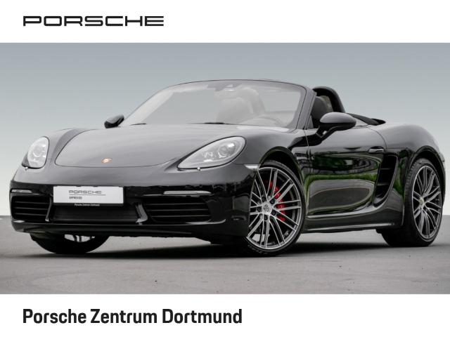 Porsche Boxster 718 S 2.5 PDk Sportabgasanlage 20-Zoll