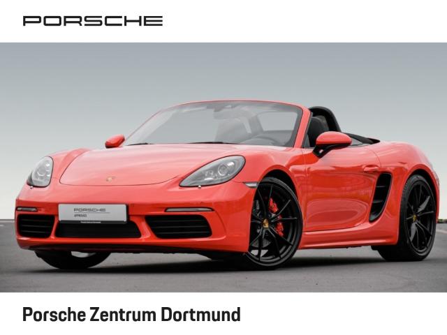 Porsche Boxster 718 S Sportfahrwerk BOSE PTV 20-Zoll