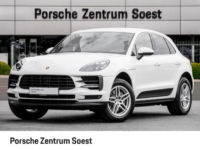 Porsche Macan S EU6d-T/LED/SITZHEIZUNG/RÜCKFAHRKAMERA/75L TANK/