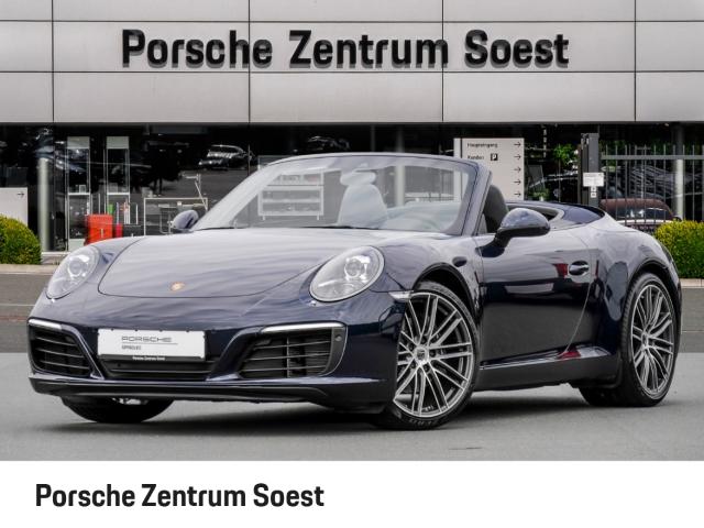 Porsche 991 911 Carrera/20''/SPORTABGASANLAGE/RÜCKFAHRKAMERA/BOSE