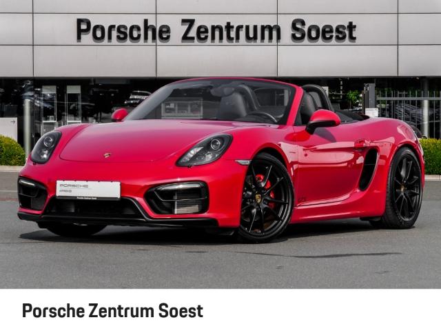 Porsche Boxster GTS/BOSE/SPORTABGAS/SPORTCHRONO/SITZHEIZUNG