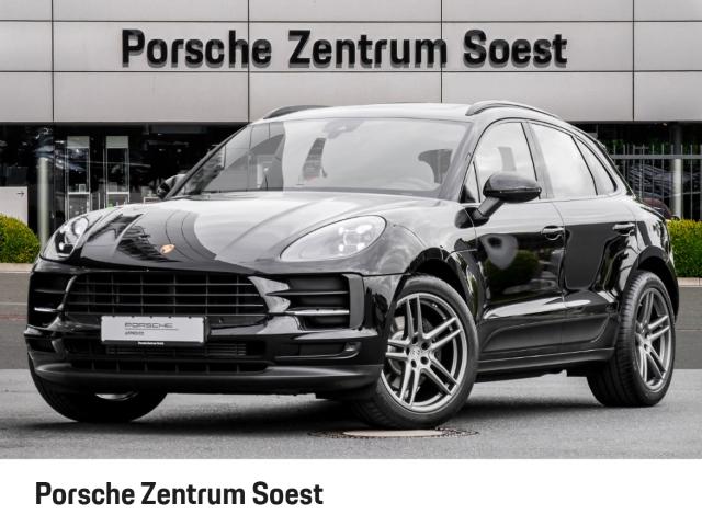 Porsche Macan Basis/20''/LUFTFEDERUNG/RÜCKFAHRKAMERA/DIGITALRADIO
