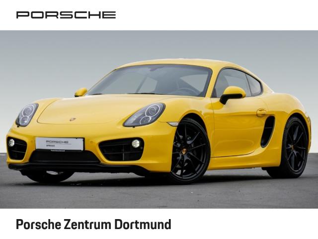 Porsche Cayman BOSE Navigation Sportsitze 20-Zoll