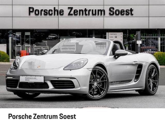 Porsche Boxster 718 T/20''/BOSE/RÜCKFAHRKAMERA/SPORTABGAS/SITZHEIZUNG