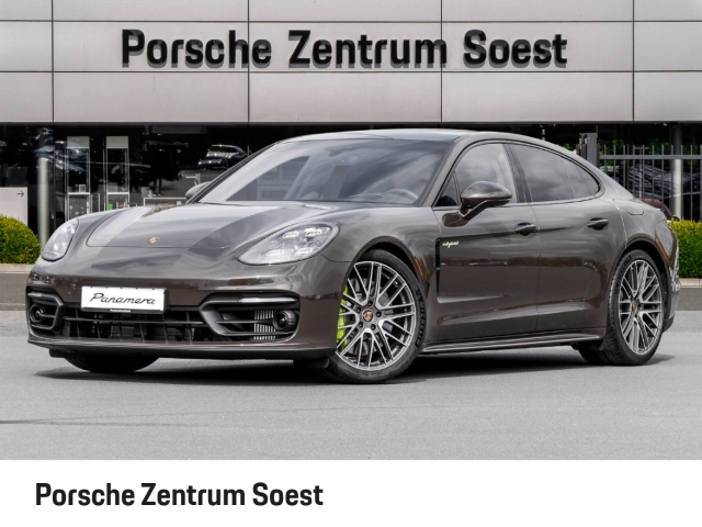Porsche Panamera 4S E-Hybrid/21''/HEAD-UP DISPLAY/LED/SURROUND VIEW