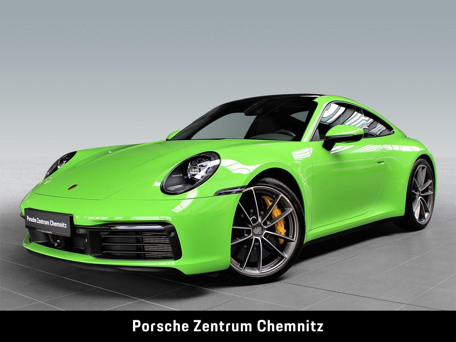 Porsche 992 (911) Carrera 4S Sportabgas,Burmester,PCCB,Lift,18-Wege