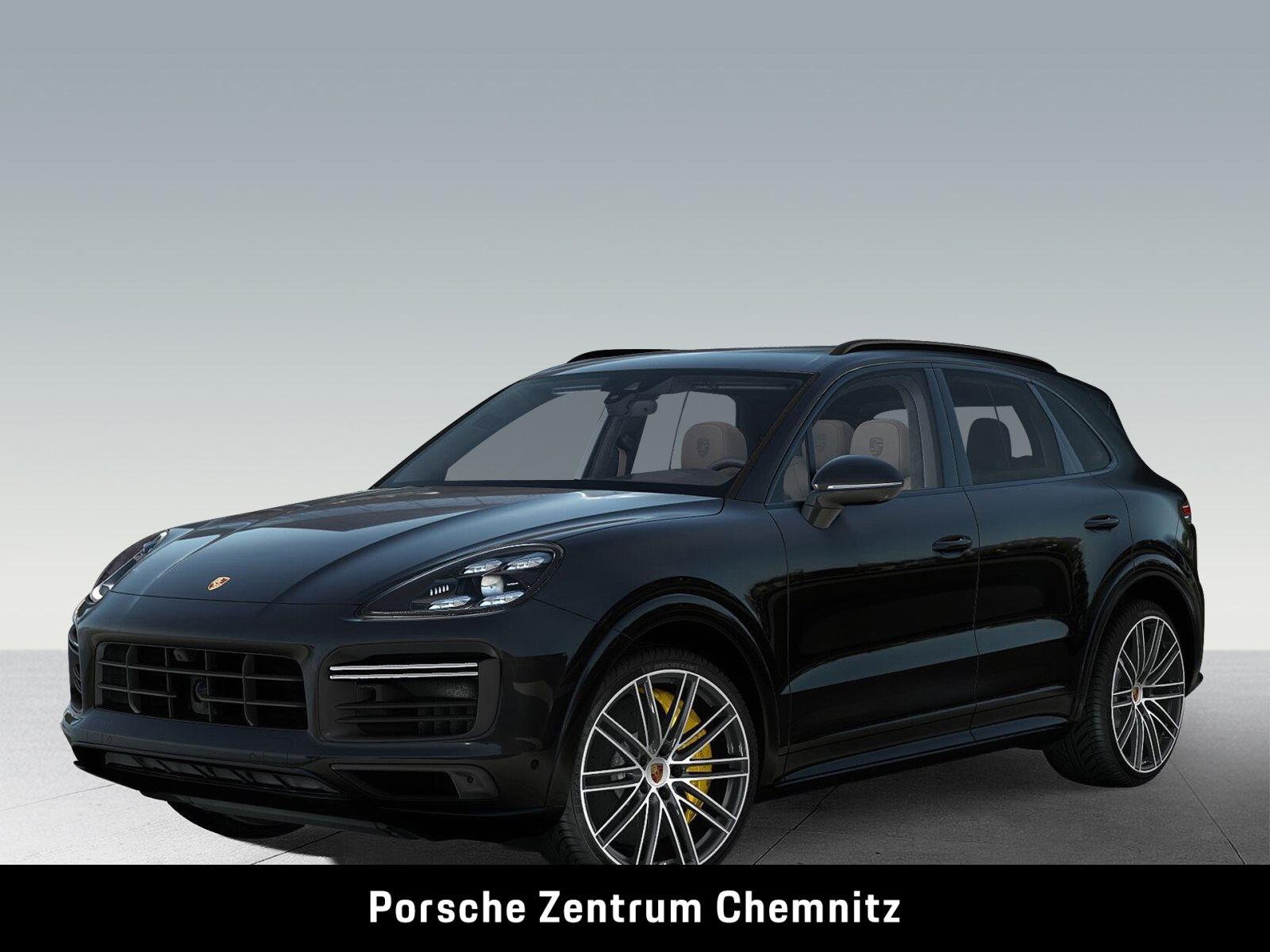 Porsche Cayenne Turbo PCCB,Sportabgas,PCCD,22Zoll,Matrix,Sport-Design-Pkt (9YA)