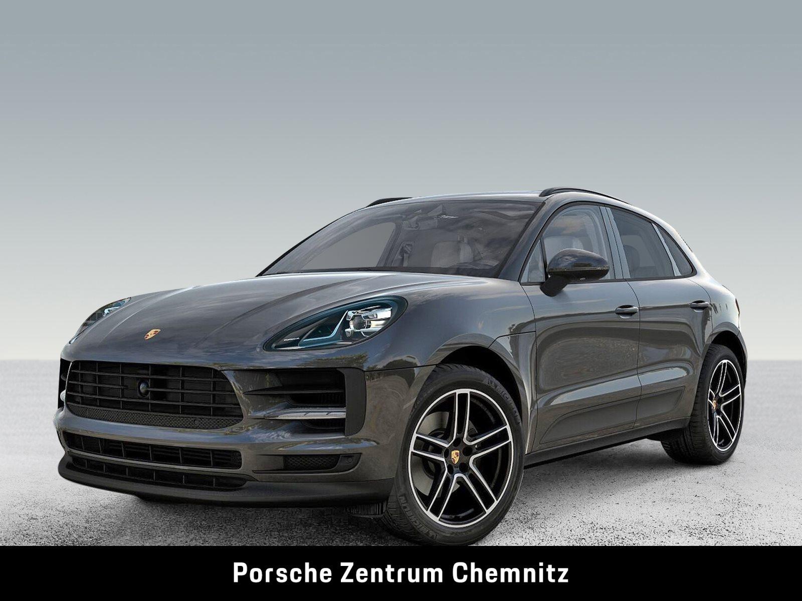 Porsche Macan ACC,Keyless,AHZV,Sitzbelüft.,Luftfed.