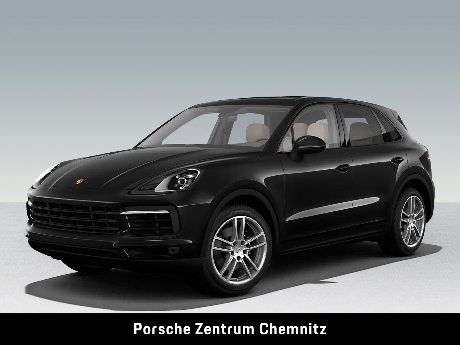 Porsche Cayenne Pano,SWA/SHA,LED-SW,20 ,90l-Tank (9YA)