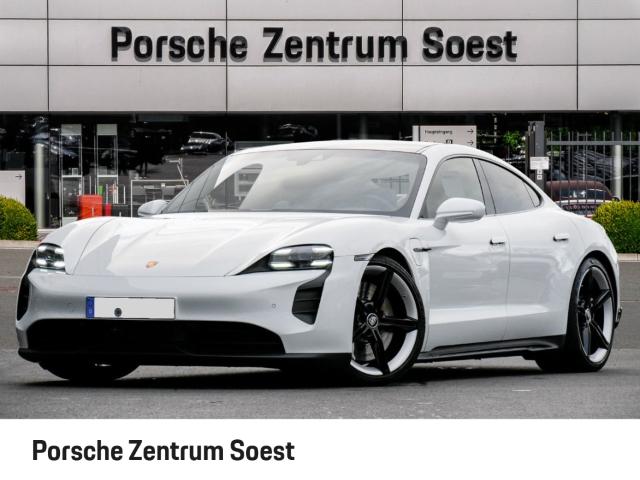 Porsche Taycan 4S/21''/ELECTRIC SPORT SOUND/LED/BURMESTER/LEDER