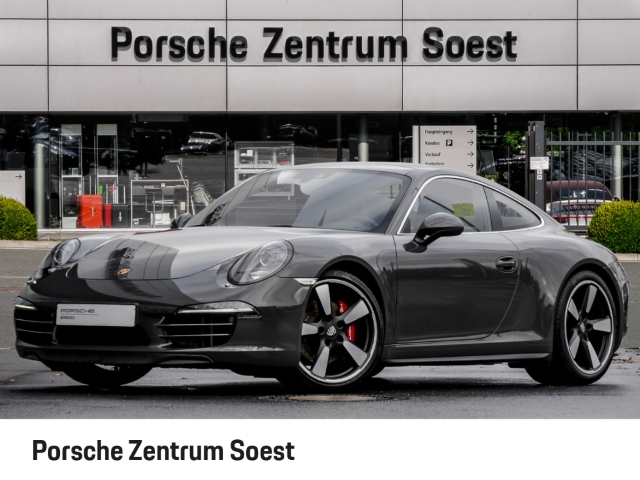 Porsche 991 911 Carrera S 50 Jahre 3.8/BOSE/PDK/SPORT CHRONO/LEDER