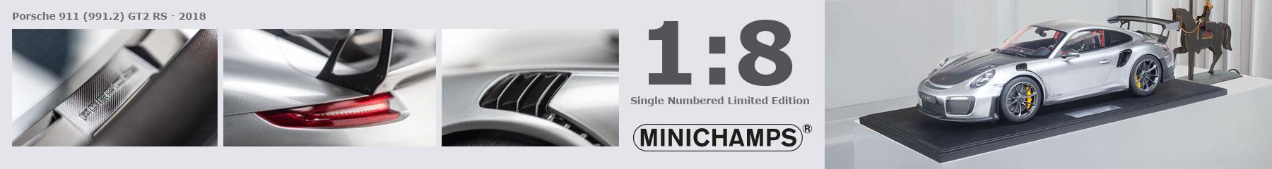MINICHAMPS 1:8 Modelle